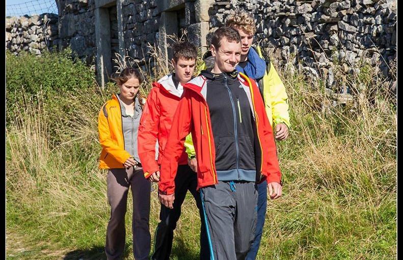 Alistair Brownlee Jonny Brownlee 3 Peaks
